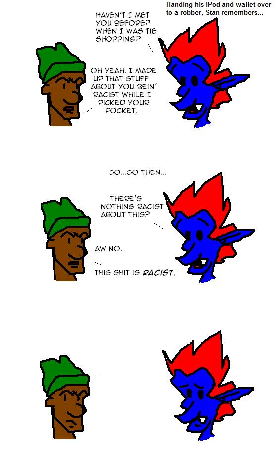 sub-par racial relations revisited